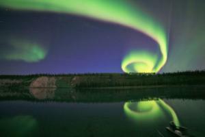 Spot the Aurora Borealis